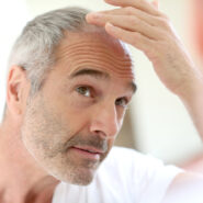 Why does hair turn grey?